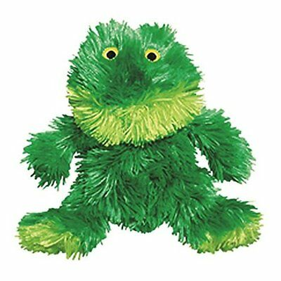 KONG Refillable Catnip Frog Cat Toy