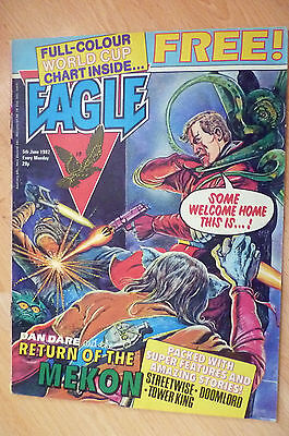 COMIC- EAGLE, No.19, 5th June 1982