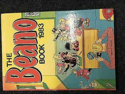 The Beano - Hardback Book Annual 1983 - Good Condition