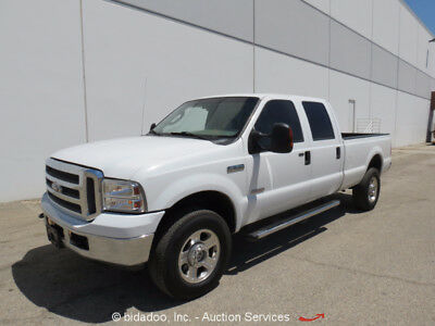 2005 Ford Other Pickups  2005 Ford F350 4WD Lariat Crew Cab Pickup Long Bed 6.0L Diesel bidadoo