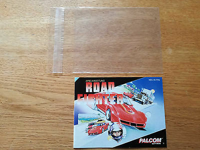 * Road Figther - FRG * PAL B - NES Original Anleitung - kein Spielmodul / OVP