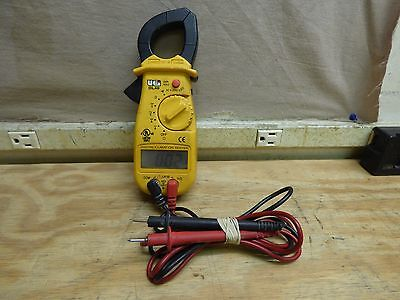 UEi DL49 Digital Clamp-On Meter FREE SHIPPING!!