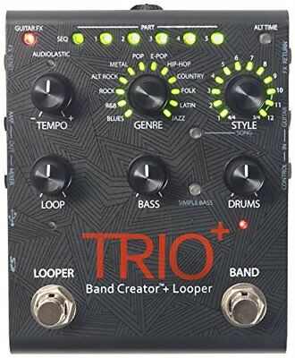 Digitech Band Creator with Looping Band Generation Station