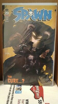 Spawn #222 the Cure Variant very low print run cover NM