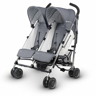 UPPAbaby G-LINK Stroller Pascal Grey