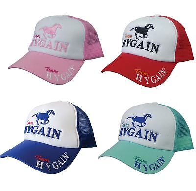 HYGAIN Horse Mesh Cap - Adjustable Unisex Mens Womens Trucker cap