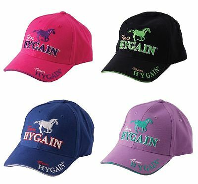 HYGAIN Horse Cap - Adjustable Unisex Mens Womens Baseball cap