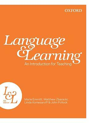 Language and Learning: An Introduction for Teaching (5th edition)