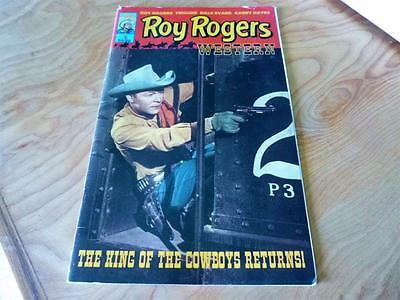 Ac Comics Roy Rogers Western The King Of The Cowboys Retuns 1St Big Issue 1998