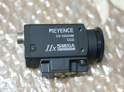 1PC Original Keyence industrial CCD camera mounted 5-megapixel CV-H500M