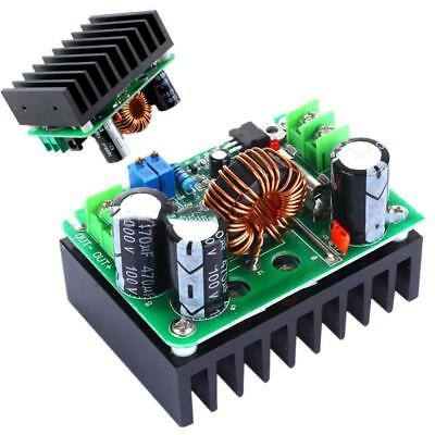 New DC 600W 10-60V to 12-80V Boost Converter Step-up Module Car Power Supply ES