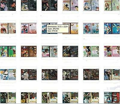 Wholesale Lot of Japanese Anime DVDs Pick Your Own From 150+ Anime Works Titles
