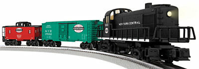 Lionel-RS3 Freight Set - 3-Rail w/Sound & LionChief Remote -- New York Central -