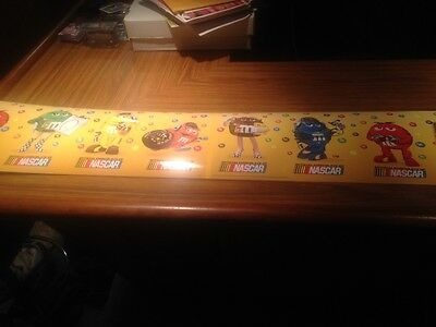 M&M racing Characters wrap 12ft