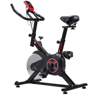 VELO D'APPARTEMENT Bicyclette Spinning Ergonomique Fitness Volant inertie 10KG