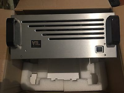 VTL Tube Amplifier ST-85 Classic 90's Tested Excellent Box Books 85 Watts Per Ch
