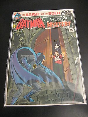 Look!---> BRAVE & BOLD #93 Batman/H.of Mystery ADAMS! (VF/VF-) **Super Glossy!**