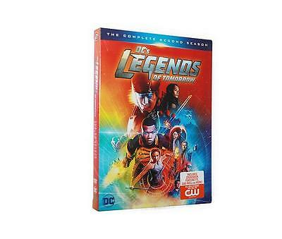DC's Legends of Tomorrow Season 2 (DVD, 2017, 4-Disc Set) Brand New Sealed