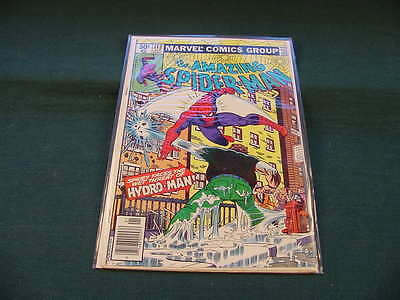 the Amazing Spider-Man No's 212 213 Marvel Comic Books Very Good Condition