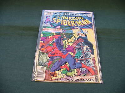 the Amazing Spider-Man No's 204 205 Marvel Comic Books Very Good Condition