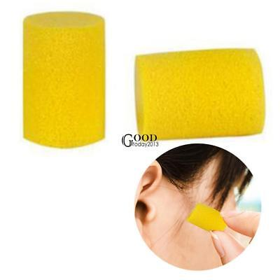3M Foam Ear Plug 1100 Disposable Noise Reducer Hearing Protection (10 Pair)