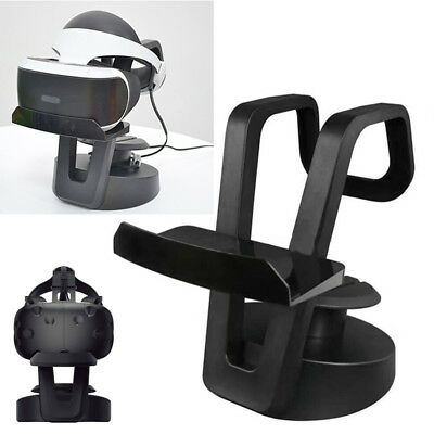 VR Glass Display Station Stand Holder For Sony PS VR HTC Vive Oculus Rift