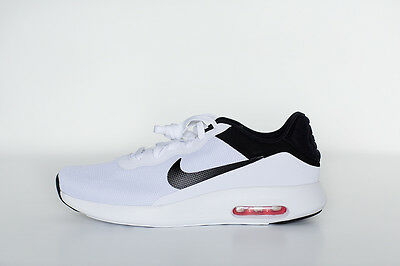 NEW Nike Air Max Modern Essential White Black Men's Size 10 US Shoes Sneakers