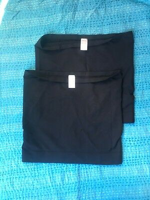 Two Bando Maternity Belly Band M-L