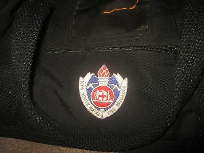 NSW Fire Brigades firefighter's kit bag (USED)