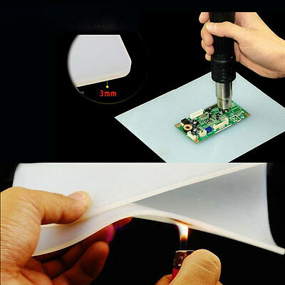 Soldering Insulation Pad Maintenance Heat-resistant Work Repair Tool Table Mat