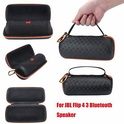 EVA Funda Bolsa Estuche Case Cover para JBL Flip 4 3 Bluetooth Speaker Altavoces