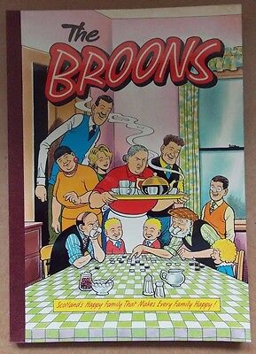 Broons Annual 1991 (Good condition)