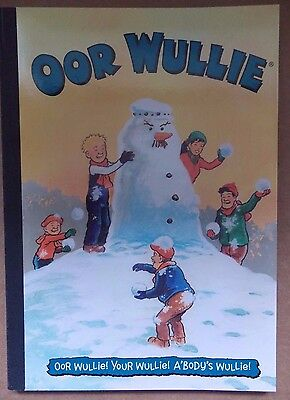OOR WULLIE Annual 2013 (Very Good condition)