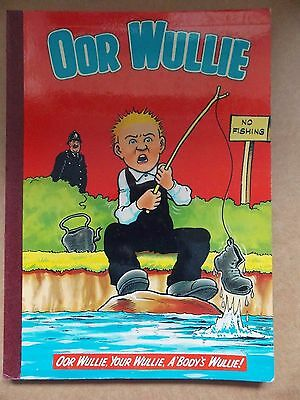 OOR WULLIE Annual 1980 (Very Good condition)