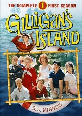 Gilligan's Island: The Complete First Season [6 Discs] (DVD Used Like New)