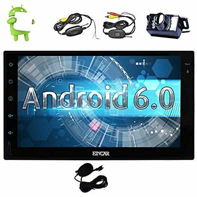 Android 6.0 InDash Navigation Marshmallow Car Stereo With Touch Screen In Dash