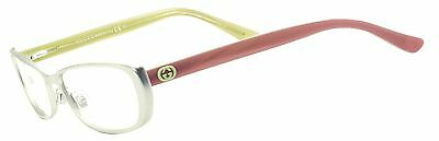 ce61ea8a68a GUCCI GG 2883 RX0 Eyewear FRAMES NEW Glasses RX Optical Eyeglasses ITALY -  BNIB