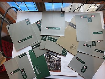 Texaco Inc 1964 Annual Report For Shareholders Book Publication Collectible