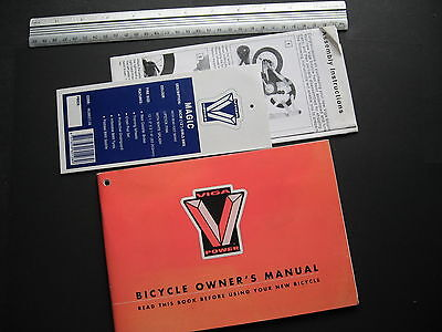 Viga Bicycle Owners Manual