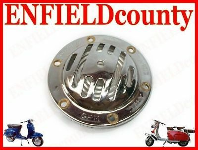 New Vespa Chrome Plated 12 Volt Horn Sprint Primavera @de