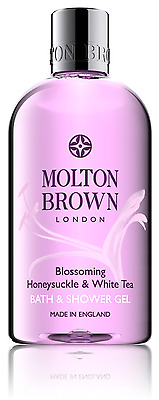 Molton Brown Blossoming Honeysuckle & White Tea Bath & Shower Gel - 300ml
