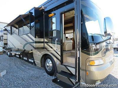 Used 2006 Country Coach Magna 630 Motorhome Rv Luxury 4 Slides Diesel Pusher