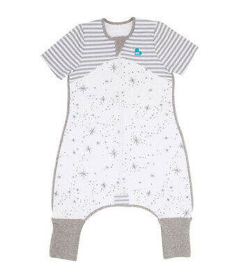 Love to Dream Sleep Suit - 1 TOG White 24 - 36 Months FREE SHIPPING