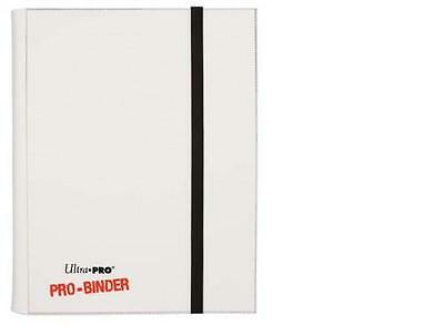 yu-gi-oh Ultra Pro 4-Pocket PRO BINDER  ORDNER weiss/ white