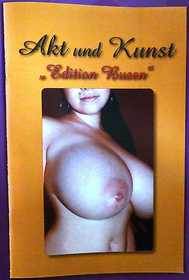 BUSEN magazin akt & Kunst foto big tits nude mädchen frau woman brust young girl