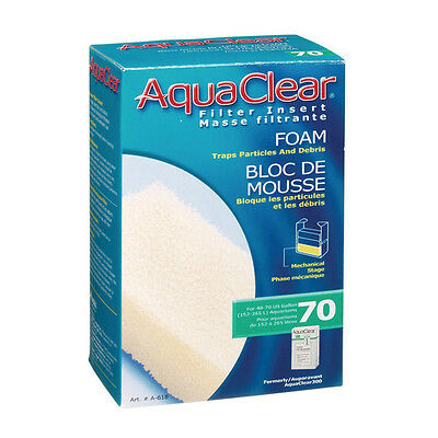aquaclear mousse-insert Filtre pour POWER FILTER 70, NEUF