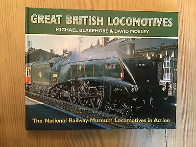 great british locomotives the national railway museum locomotives in action book