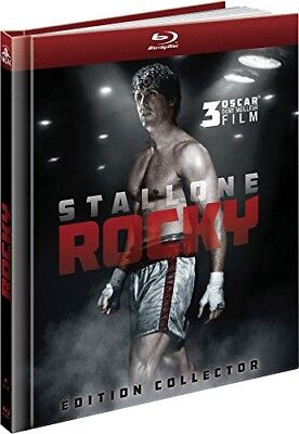 Blu-ray Rocky [Édition Digibook Collector + Livret]