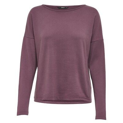 Pull OnlElcos Rori L/S Rose Taupe - Only