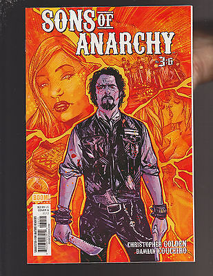 12 Lot Sons Of Anarchy Comic Books New! Boom Studios